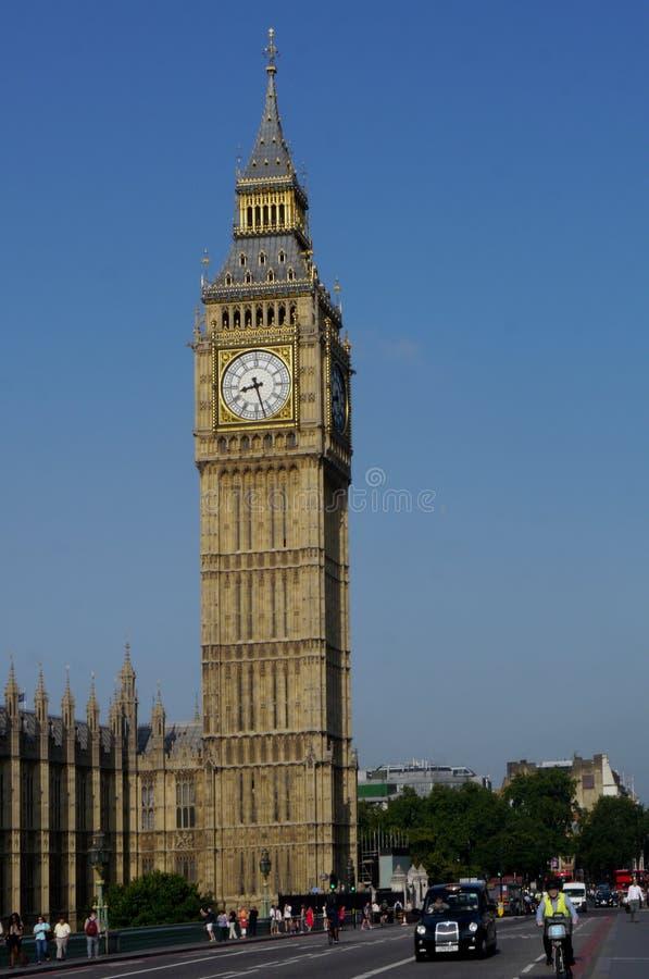 Ben grande em Londres imagens de stock royalty free