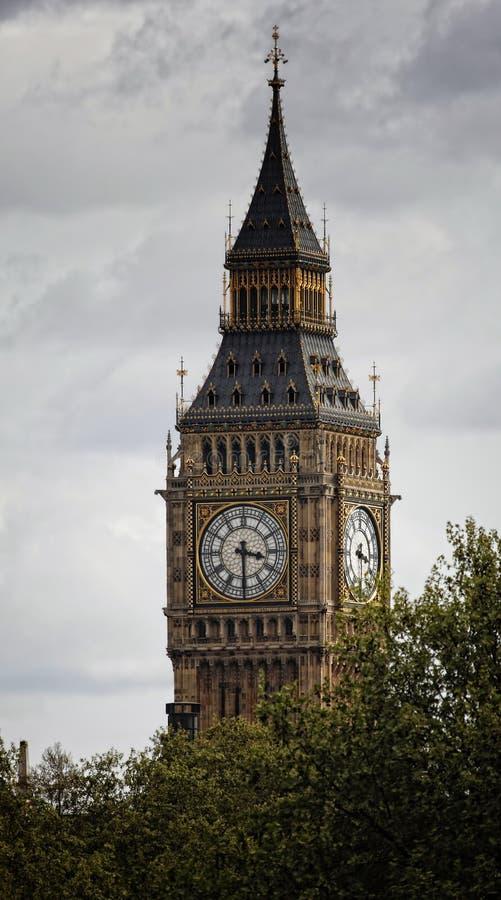 Ben grande em Londres, Reino Unido fotos de stock