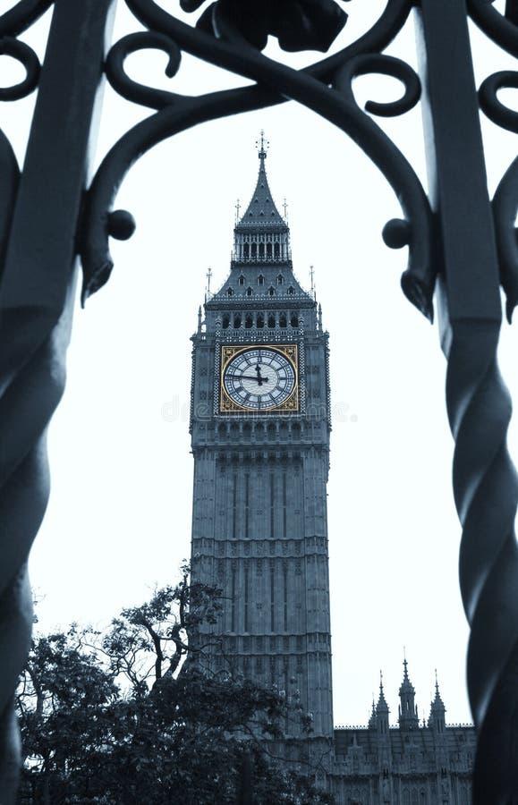 Ben grande en Londres. imagen de archivo