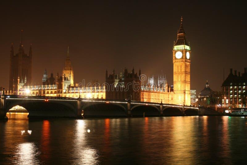 Ben grande Londres imagen de archivo libre de regalías