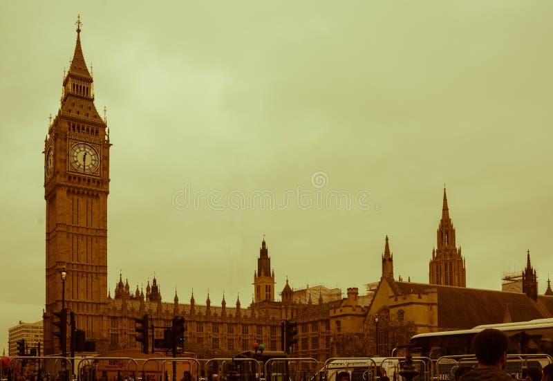 Ben grande, Londres imágenes de archivo libres de regalías
