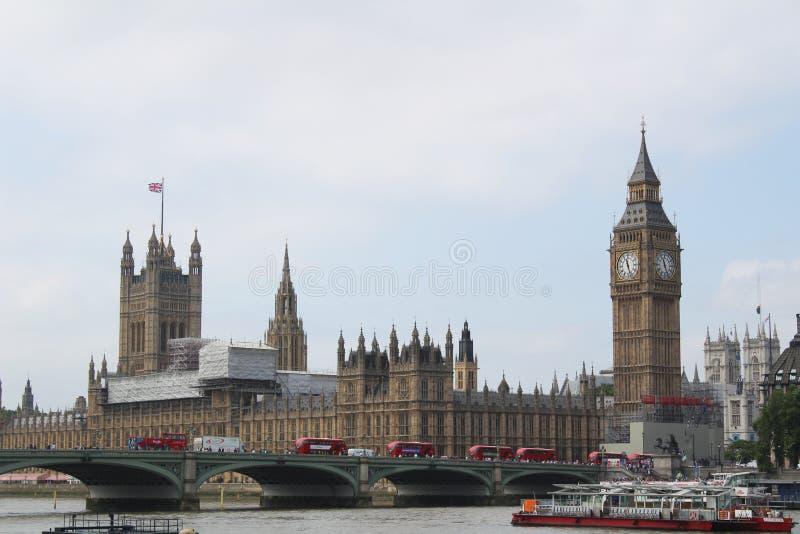 Ben grande - Londres fotografía de archivo