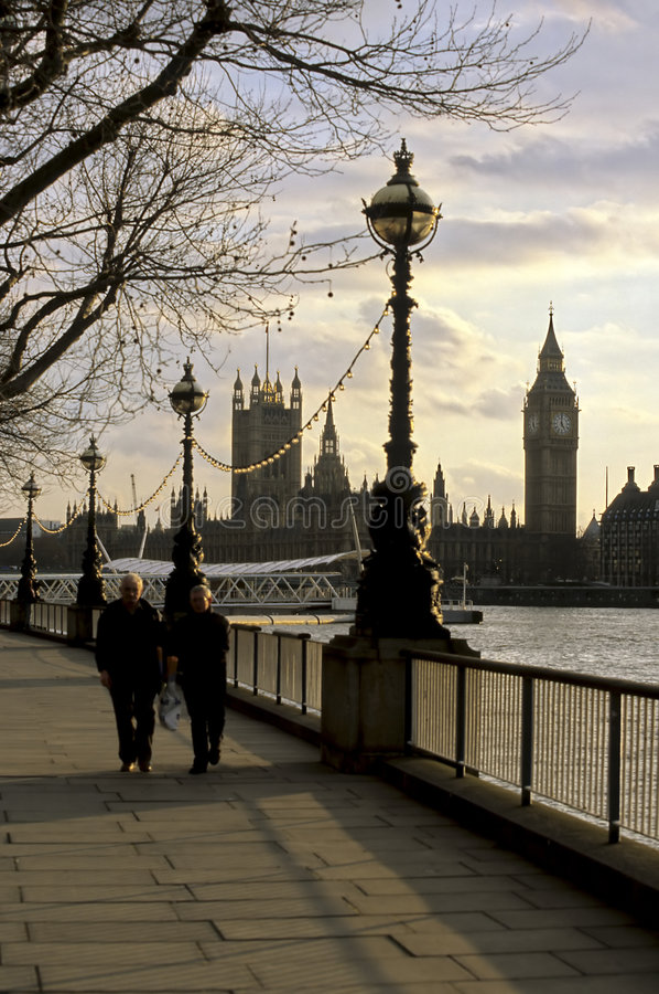 Ben- grande Londres, Reino Unido fotografia de stock