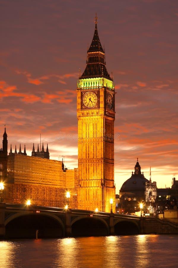 Ben grande, Londres, Reino Unido imagenes de archivo