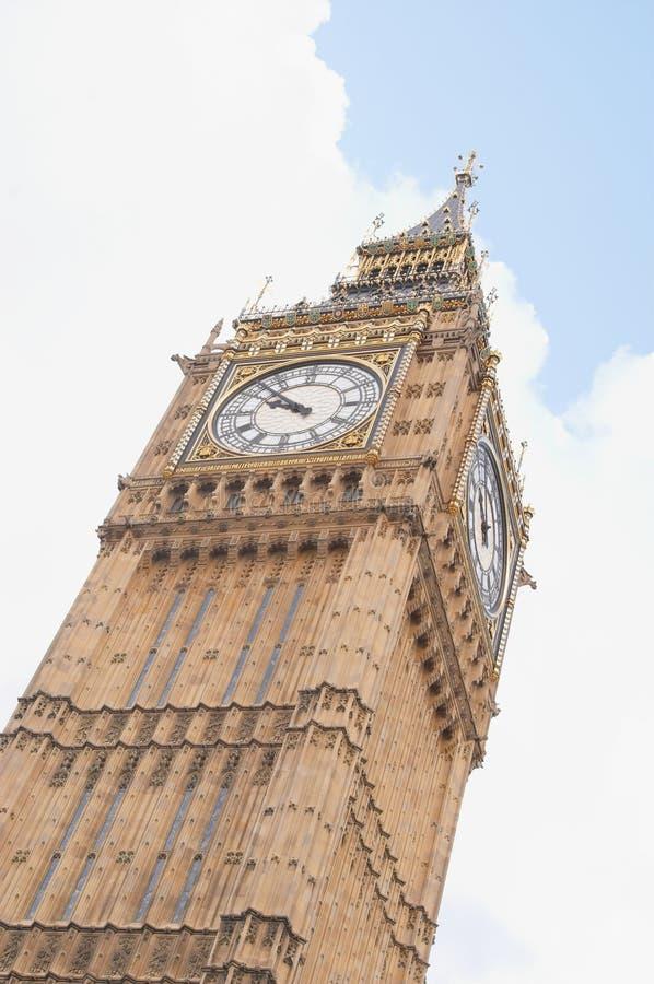 Ben grande, Londres, Reino Unido imagem de stock