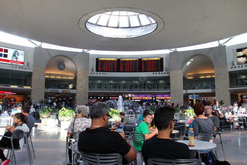 Ben gurion international airport photographie ditorial for Vol interieur israel