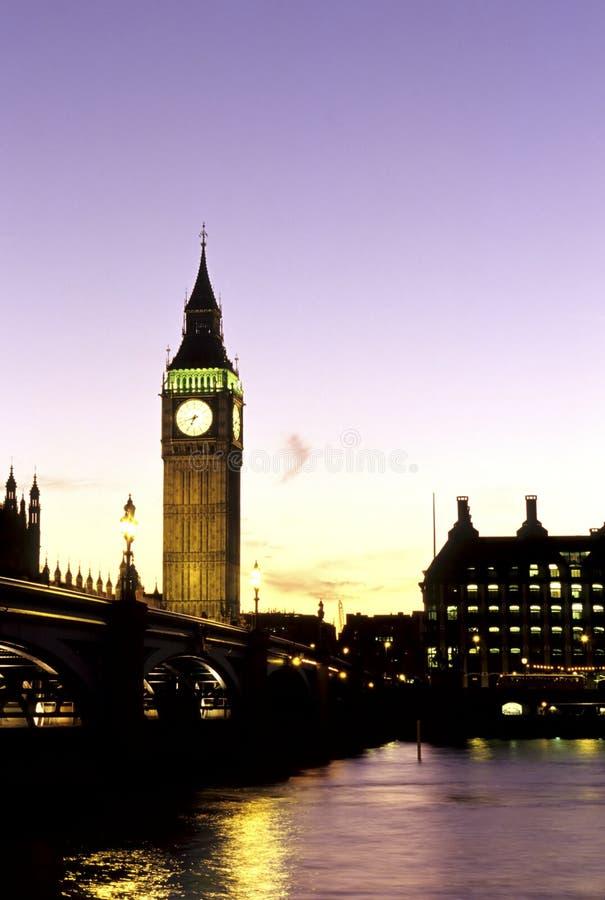 ben London wielki parlamentu zdjęcia stock