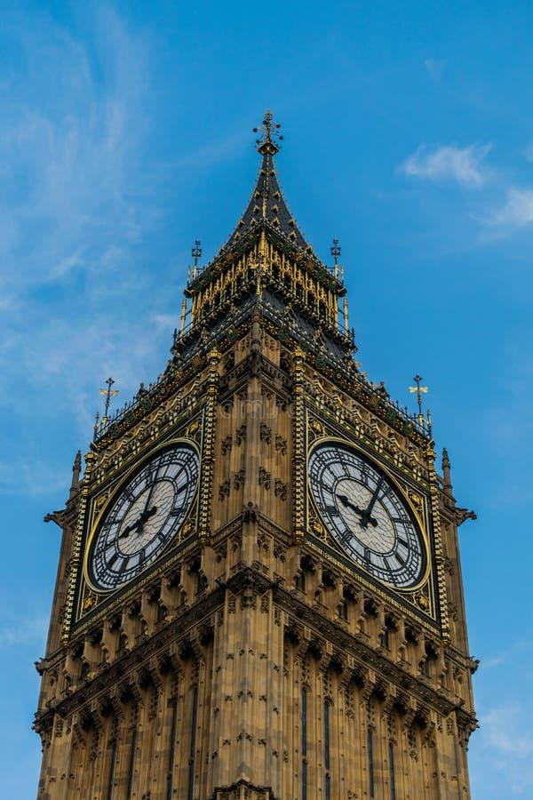 Ben Londres-grande foto de archivo libre de regalías