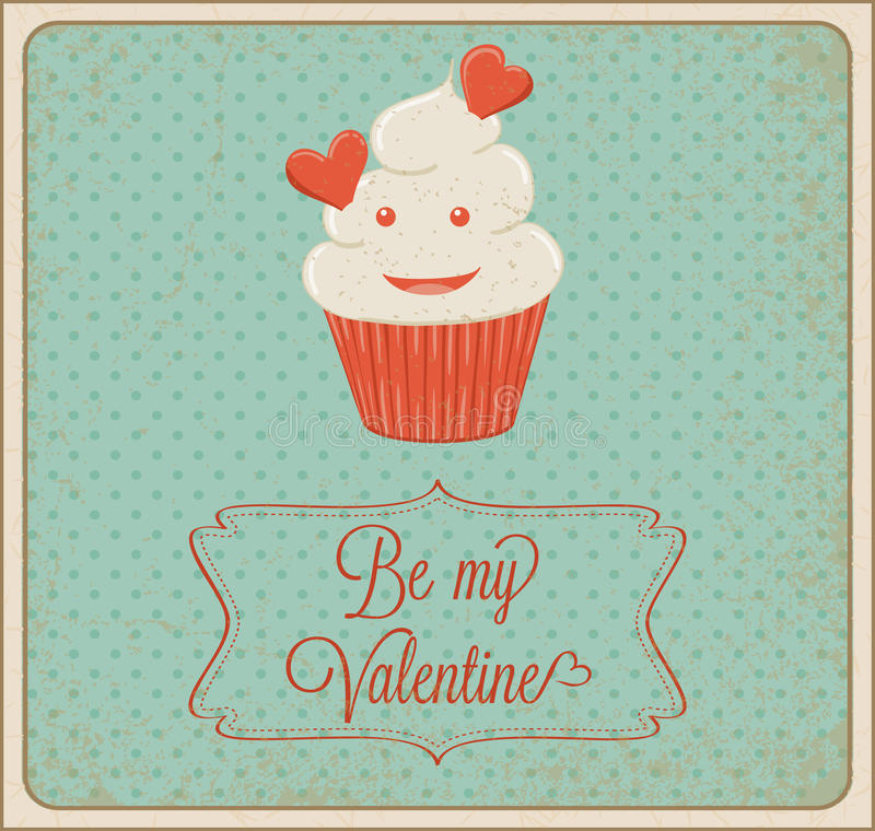 Ben Mijn Valentine vector illustratie