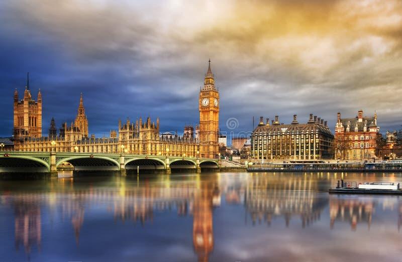 ben parlament duży domowy fotografia royalty free