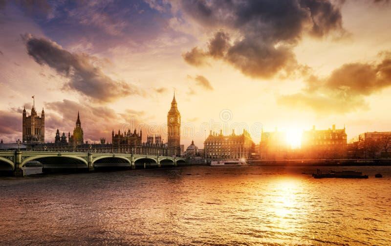 ben parlament duży domowy zdjęcia stock