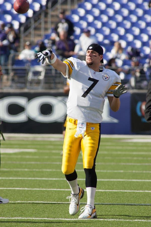 Ben Roethlisberger Pittsburgh Steelers foto de stock