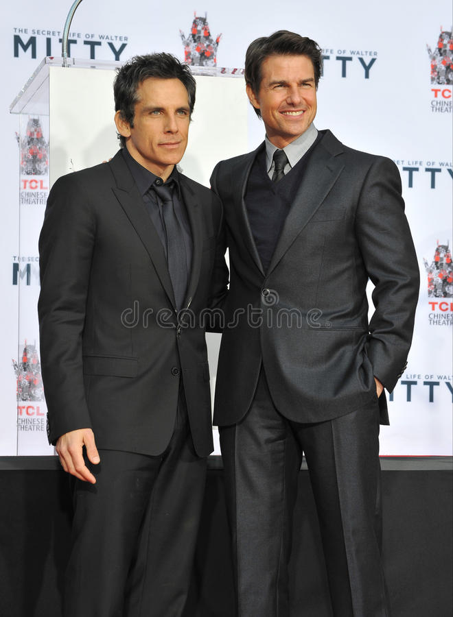 ¿Cuánto mide Ben Stiller? - Real height Ben-stiller-y-tom-cruise-45634211
