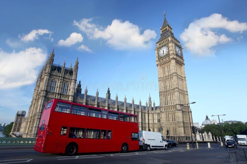 Download Ben Stor Buss London Röd Uk Arkivfoto - Bild av regering, buss: 19785074
