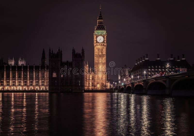 ben stor husparlament royaltyfria foton