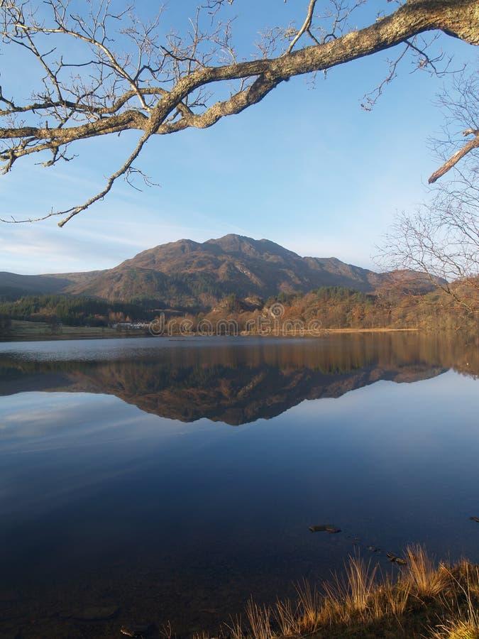 Download Ben Venue stock image. Image of high, mountains, british - 53500513
