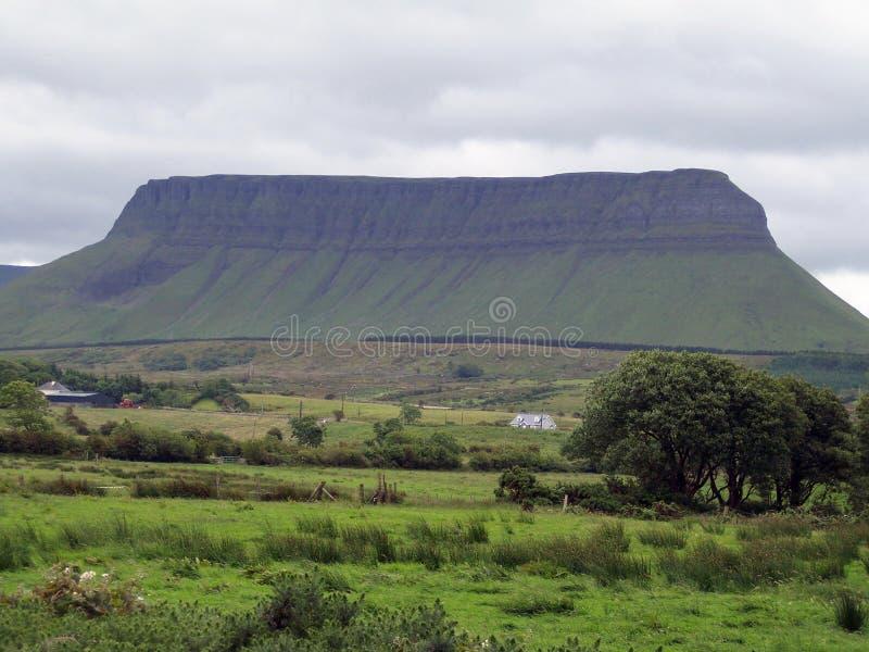 Benbulben, Co. Sligo, Ireland fotografia de stock royalty free