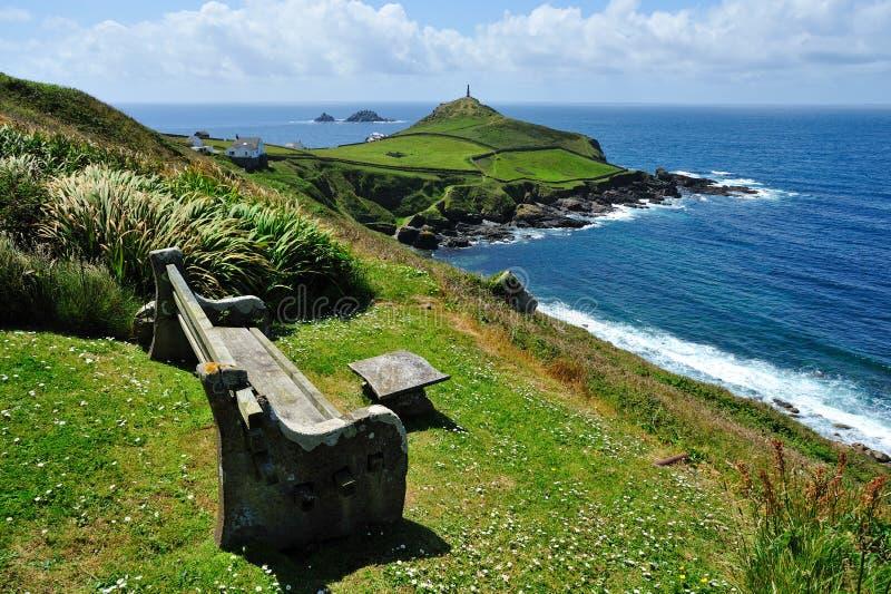 bench взгляд стоковая фотография rf