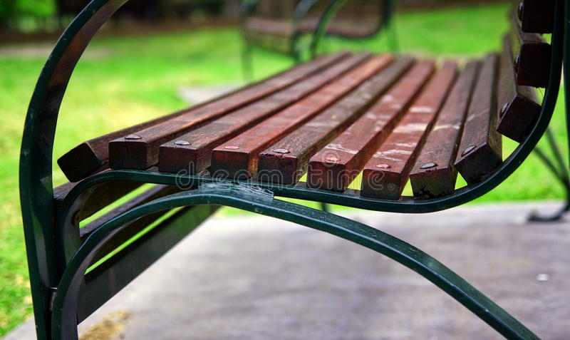 The Bench Stock Images