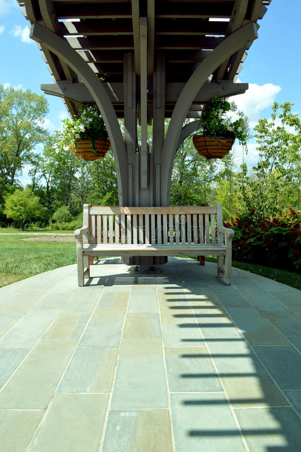 bench image stock