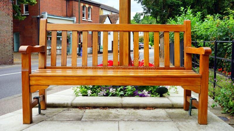 Bench, Design, Empty royalty free stock photos