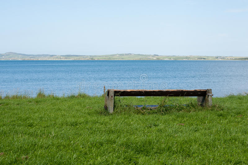 Download Bench with panoramic view stock photo. Image of outdoors - 25989780