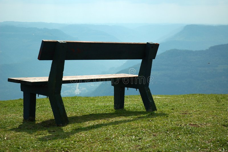 Download Bench for think stock image. Image of length, exterior - 2971577