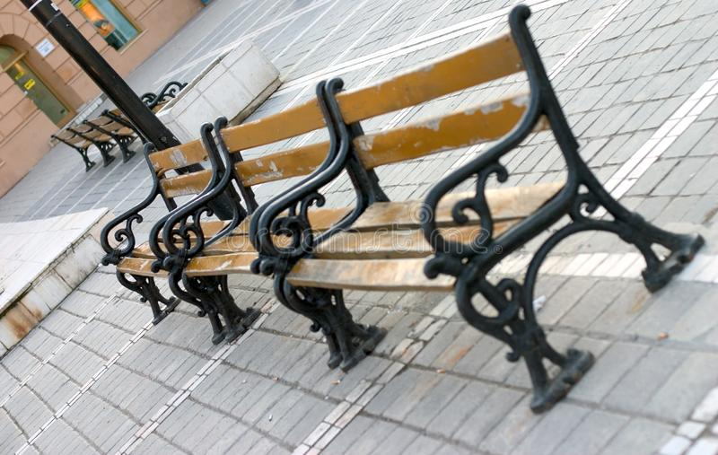 Benches Free Stock Image