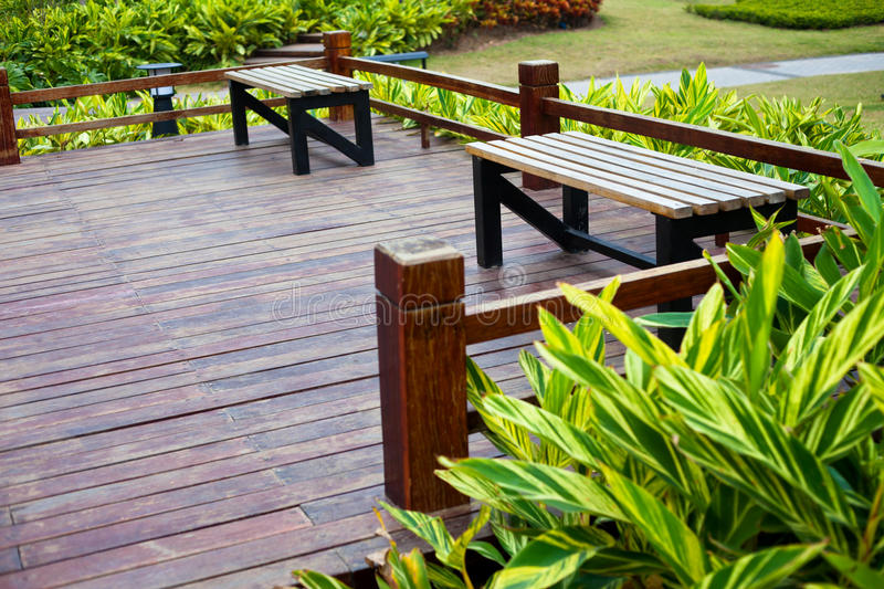 Download Benches On Sightseeing Deck Royalty Free Stock Photo - Image: 22817935