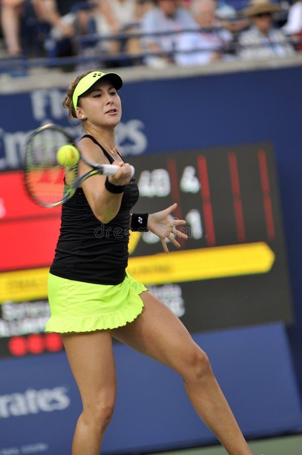 Download Bencic Belinda Rogers Cup (48) Foto de Stock Editorial - Imagem de esporte, alto: 65575588