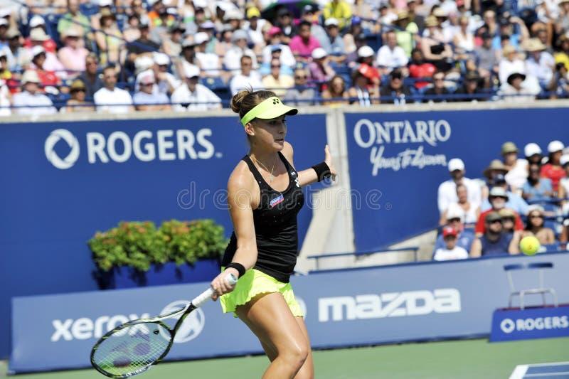 Download Bencic Belinda Rogers Cup (62) Imagem Editorial - Imagem de rogers, verde: 65576270