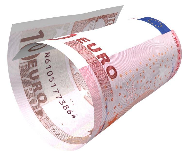 Download Bended Euro stock photo. Image of money, bucks, europe - 1204906