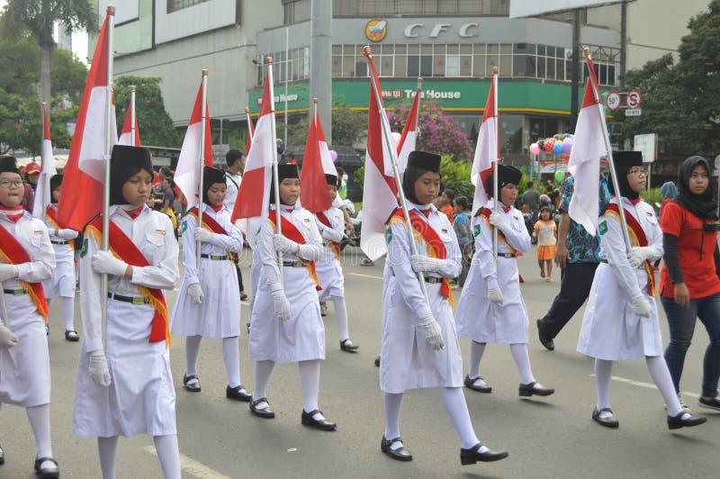 Bendera Pusaka royaltyfria bilder