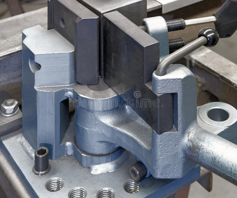 Bending Tool In Close Up Stock Images