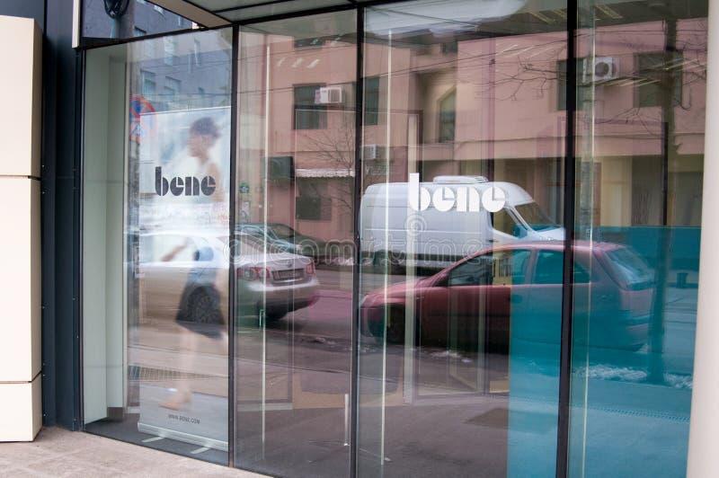 Bene company offices royalty free stock photos