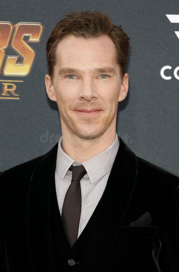 Free Benedict Cumberbatch Royalty Free Stock Photos - 116593108