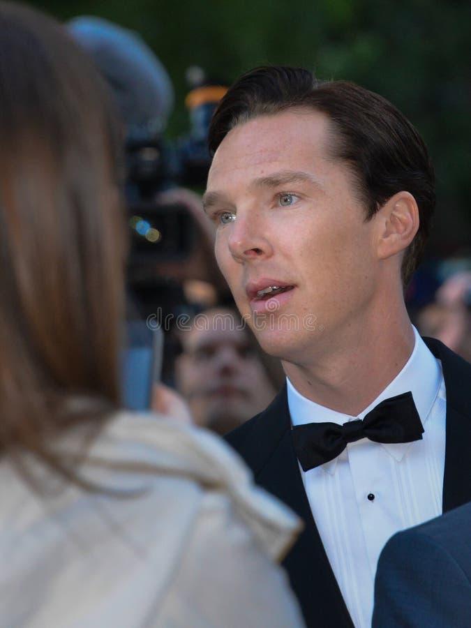 Free Benedict Cumberbatch Stock Photo - 33425090