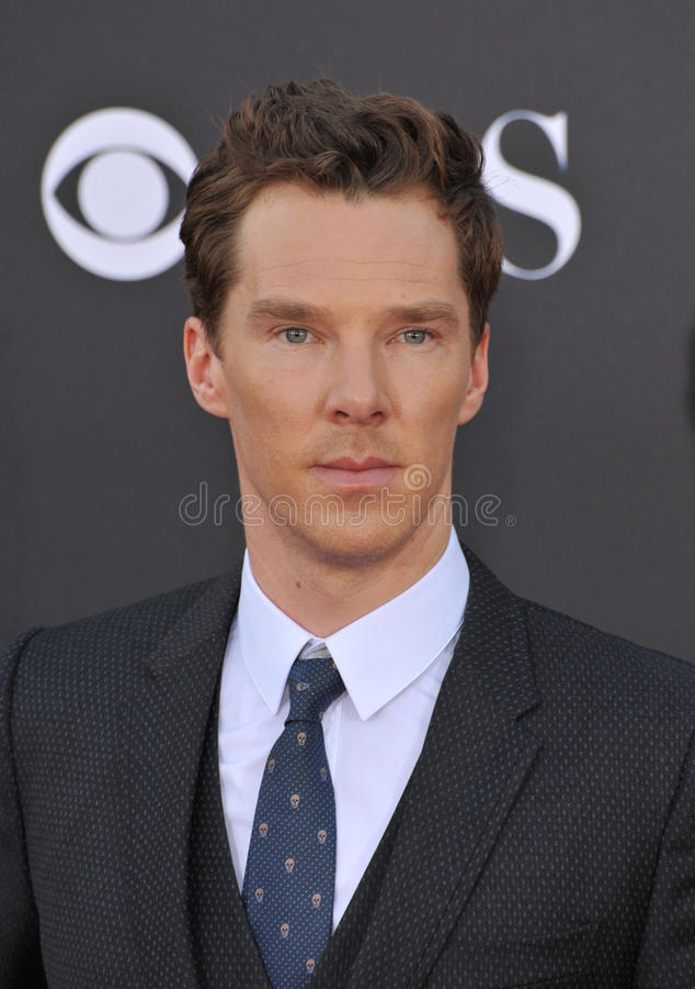 Free Benedict Cumberbatch Royalty Free Stock Image - 48120026