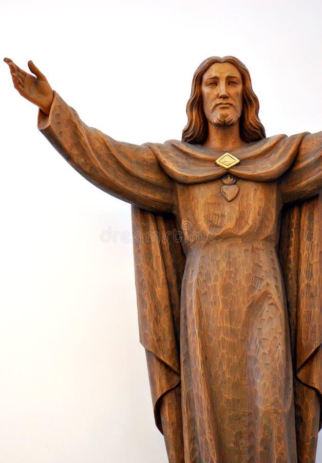 Benedizione di Jesus fotografie stock