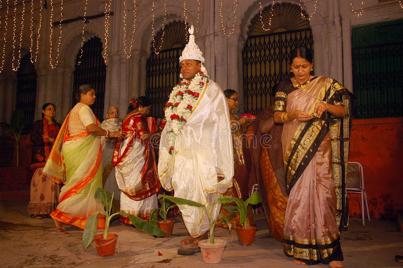 Bengali wedding Rituals in India