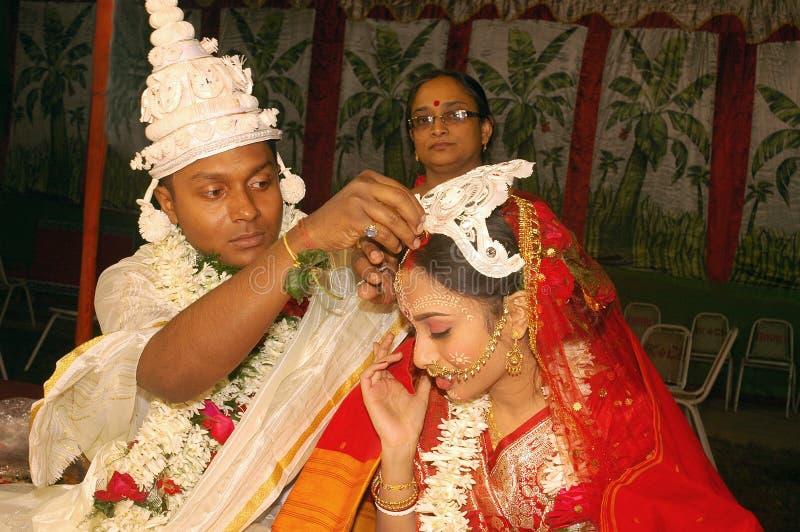 bengalski ind rytuałów target1386_1_ obraz royalty free