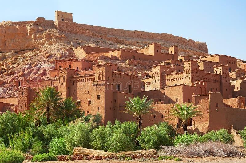 benhaddou Марокко ait стоковые изображения