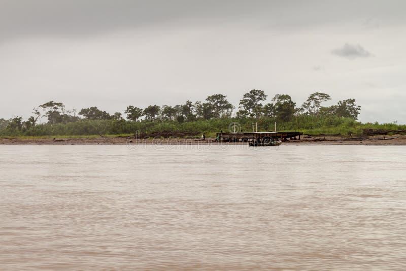 Beni river. Near Rurrenabaque, Bolivia stock photos