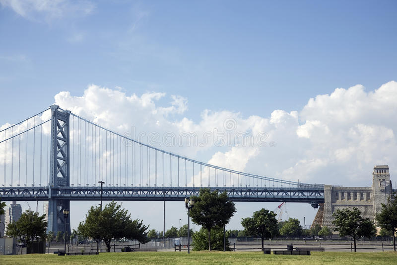 beniamin bridżowy Franklin obraz royalty free