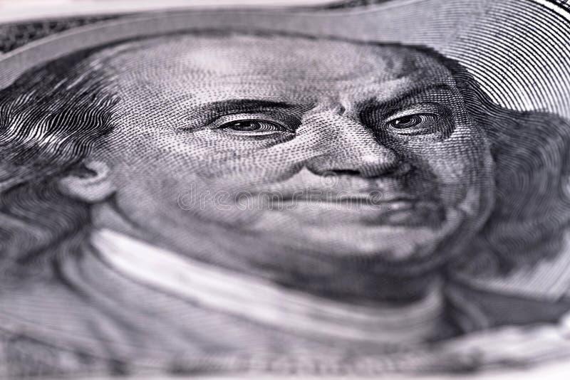 Download Beniamin Franklin obraz stock. Obraz złożonej z dolar - 18325753