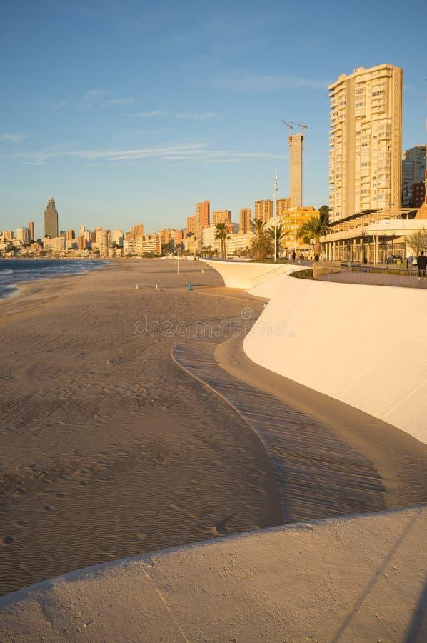 Download Benidorm stock image. Image of coastal, hotel, costa - 29114205