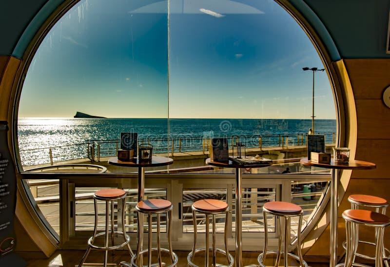 Benidorm, Alicante, España foto de archivo