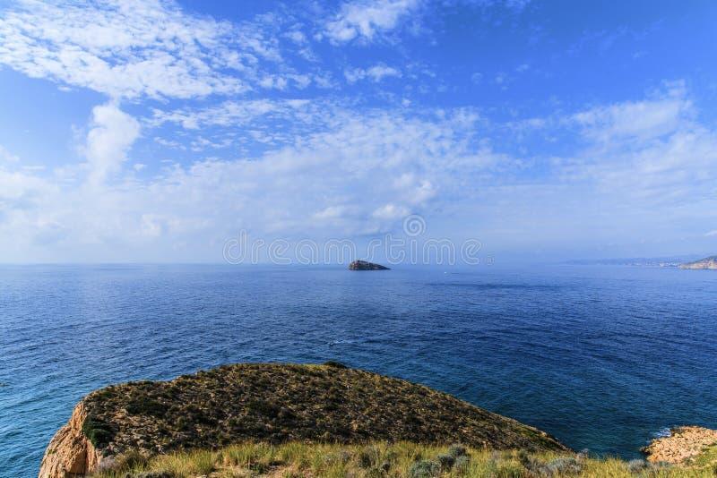 Benidorm, Alicante, España imagen de archivo libre de regalías