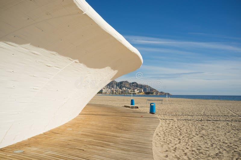 Download Benidorm Poniente Promenade Stock Photo - Image: 29077344
