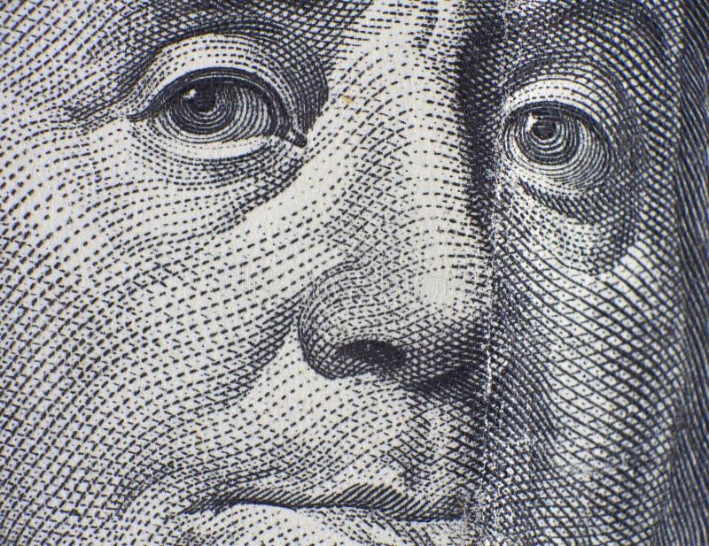 Benjamin Franklin 免版税库存图片
